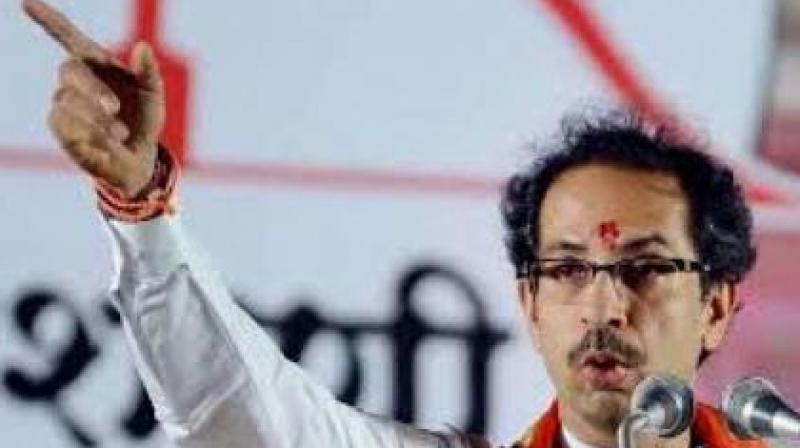 Uddhav Thackeray, Shiv Sena President
