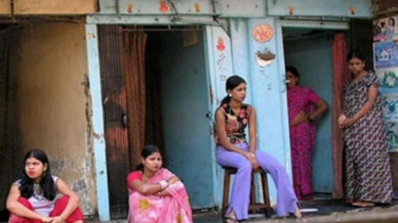 A sex-worker named Arti confirmed Vats' accusations and cited the difficulties she was being forced to face to earn her livelihood. (Photo: AP/Representational)