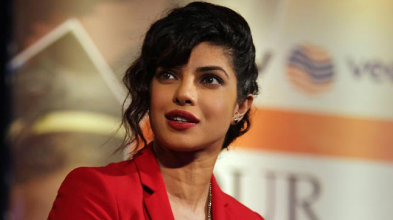 Priyanka will be seen in 'Baywatch' next year.