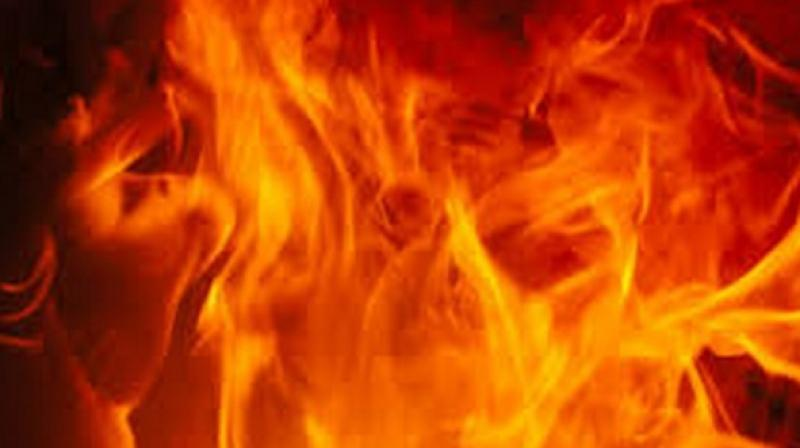 18 people have died and 10 people have been injured in the fire that occurred at a firecracker factory at Batala. (Photo: ANI | Representational)