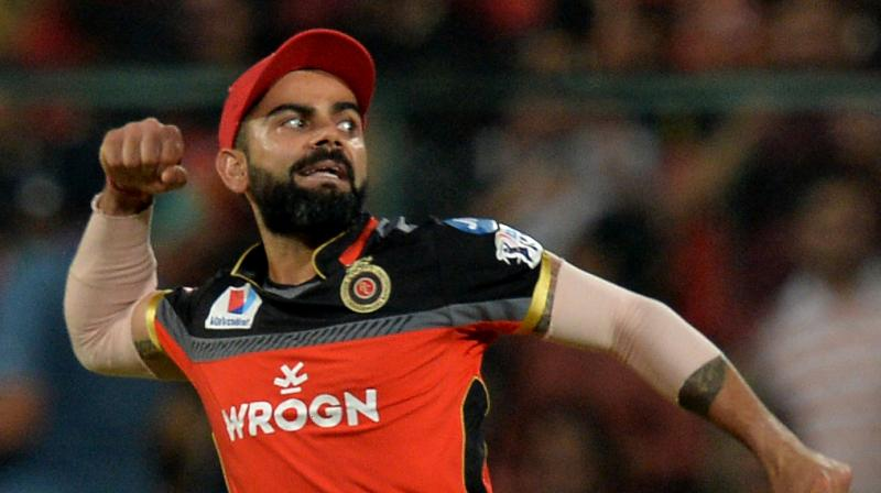 Royal Challengers captain Virat Kohli is coming to terms with new conditions of cricket in the corona age. (PTI file photo)