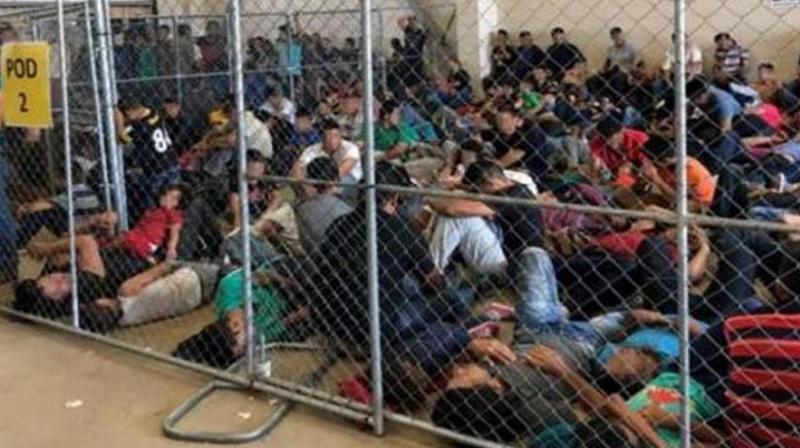 Many disappear into the country and never appear in court for their hearings, immigration officials say. (Photo: AFP)