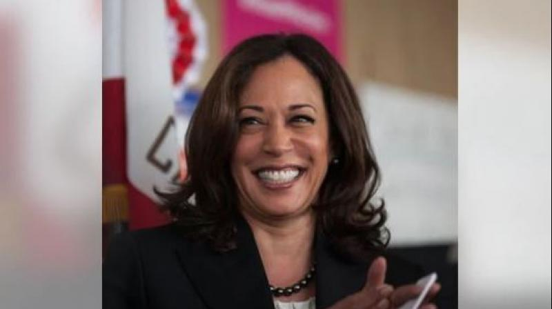 Harris has gained ground recently since her debate performance, particularly her exchange over race with Biden. (Photo: File)
