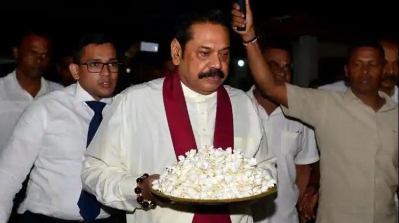 A majority of legislators asked the court last week to intervene, saying Rajapakse remained in office despite parliament passing motions against him. (Photo: File)