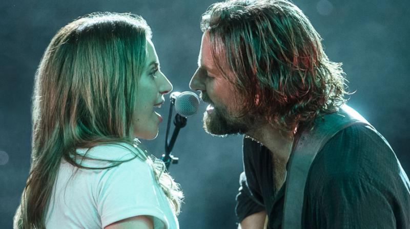 A Star Is Born was premiered at the 75th Venice International Film Festival.