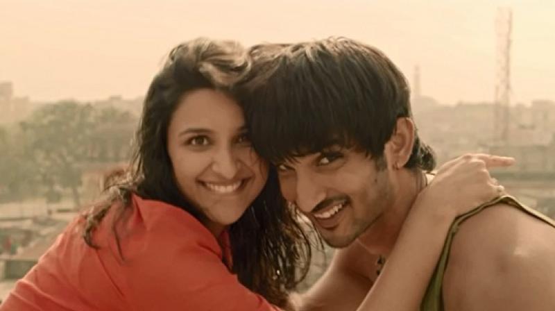 Parineeti Chopra, Sushant Singh Discuss On Sex Live In Relationship