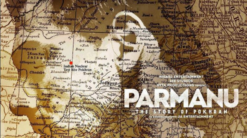 First look of 'Parmanu- The Story of Pokhran.'