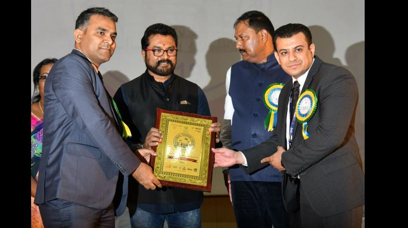 Alongwith prominent hotel chains, tour operators and restaurants GoAir was felicitated for playing a prominent role in boosting tourism in Andaman & Nicobar islands. (Photo: File)