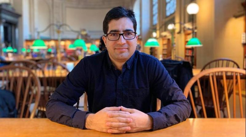 Faesal was detained at Delhi's Indira Gandhi International Airport on August 14 and sent back to Kashmir on the same day. (Photo: File)