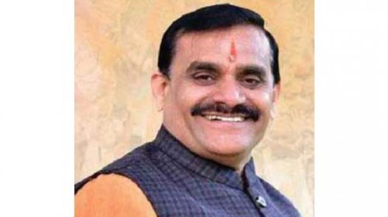 Khajuraho MP Vishnu Dutt Sharma