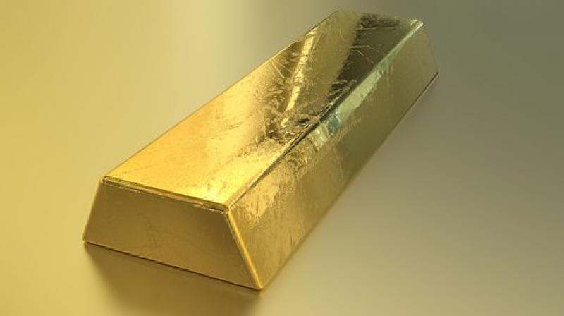 Meanwhile, gold fell 0.24 per cent to USD 1,203.40 an ounce in Singapore. (Photo: Pixabay)