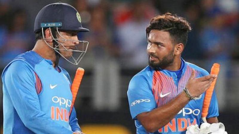 Since Mahendra Singh Dhoni has been on a break, the role of India's wicket-keeper batsman remains vacant. With Rishabh Pant performing miserably in all formats of the game, India's search for a specialist wicket-keeper cum batman has been going-on. (Photo:AP)