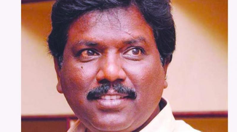D. Ravikumar, VCK MP from Viluppuram