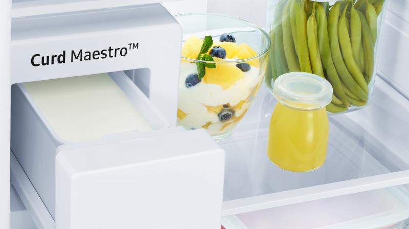 Curd Maestro refrigerator transcends the conventional refrigerator landscape in India beyond food storage and food preservation.