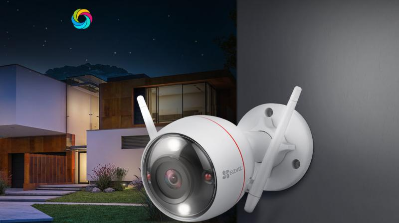This is the latest offering from EZVIZ Smart Home product portfolio.