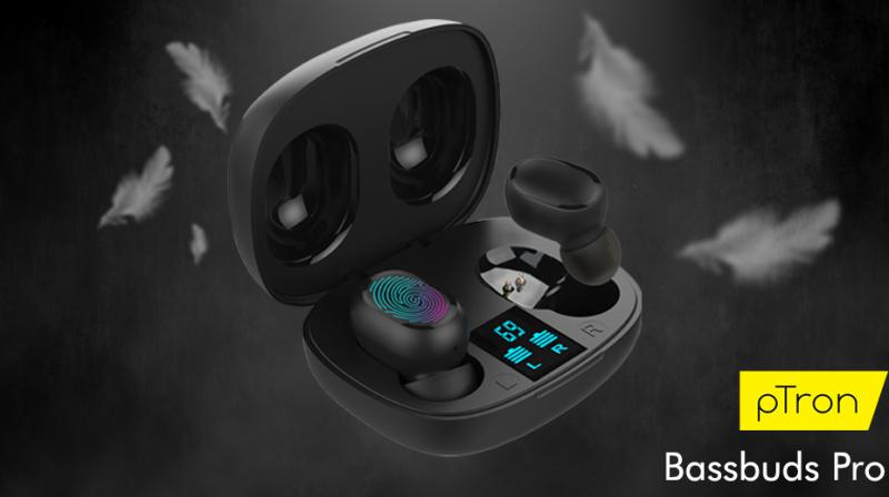 The advanced and intuitive Smart Touch control sensors on the earbuds allow music and call control, easy access to voice assistant - Google and Siri, just with a soft touch.