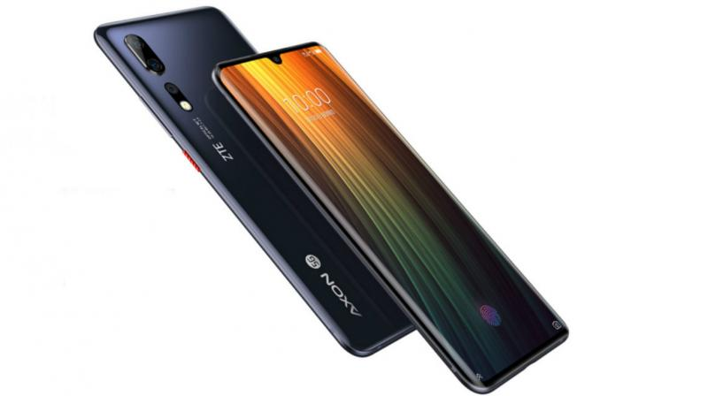 The ZTE Axon 10s Pro is powered by a 4,000mAh battery, Bluetooth 5.0, face and finger recognition, and runs MiFavour 10 with Android 9 Pie atop.