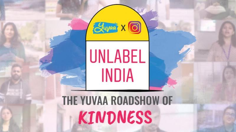 The campaign builds over the successes of the 'Unlabel' content series that was launched last year by Instagram and Yuvaa. (Photo: MediaBrief)