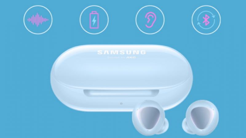 Samsung's Galaxy Buds+ are the latest Galaxy hearable model.