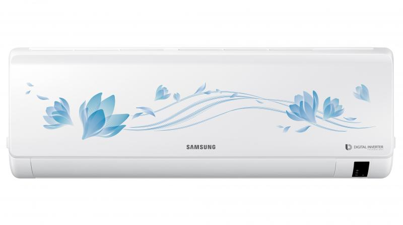 Samsung's new ACs will come in 1-ton and 1.5-ton variants with three-star and five-star energy efficiency options.