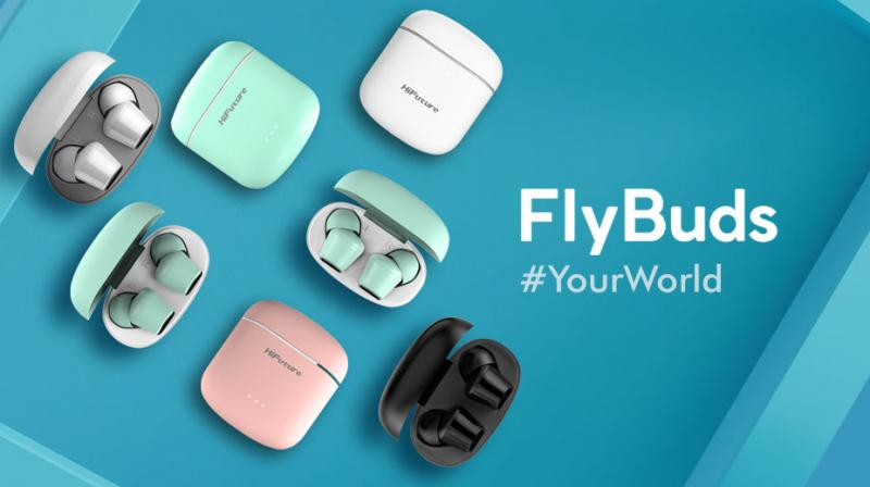 The HiFuture FlyBuds is designed with comfort in mind.