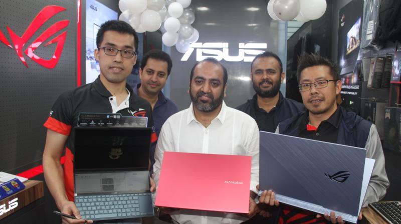 In addition to ASUS Exclusive Stores, ASUS also has a strong customer connect through other large-format stores, such as Reliance Digital and Croma.