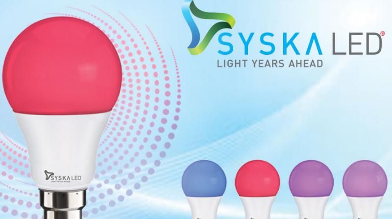 Syska Quartet LED bulb is attractively priced at Rs 350.