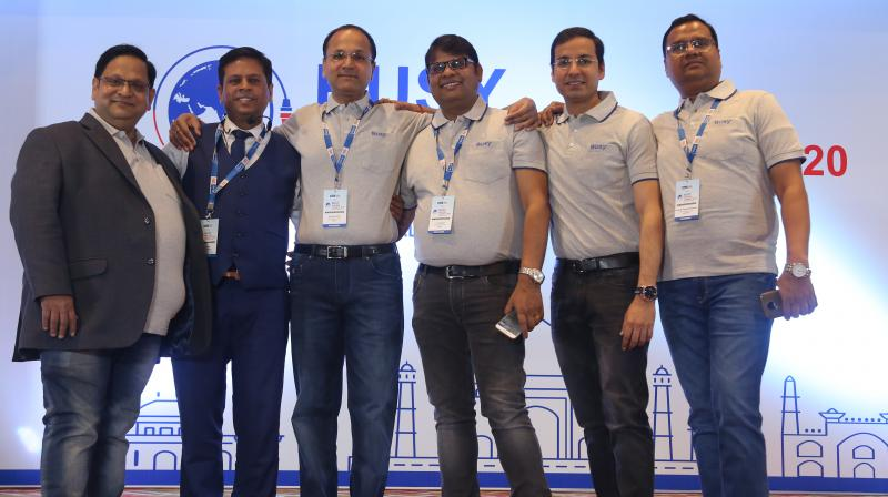 BUSY Partner Connect 2020 was a 3-days event, where more than 100 channel partners came to Agra from around the globe to attend the event.