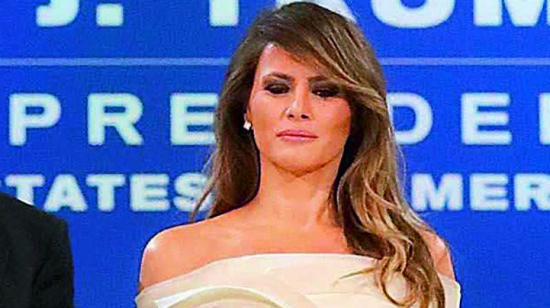 A tweet claiming that he refused to dress US First Lady Melania Trump and called her a 'glorified escort' went viral on the Internet on Tuesday, but the star designer quickly denied making any such statements. (Photo: File)