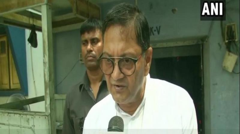'Last night, I was getting calls from my workers from different booths that they have been threatened by TMC's 'jihadi' brigade that if you sit as booth agents for BJP, you'll be murdered,' Bose said. (Photo: ANI)