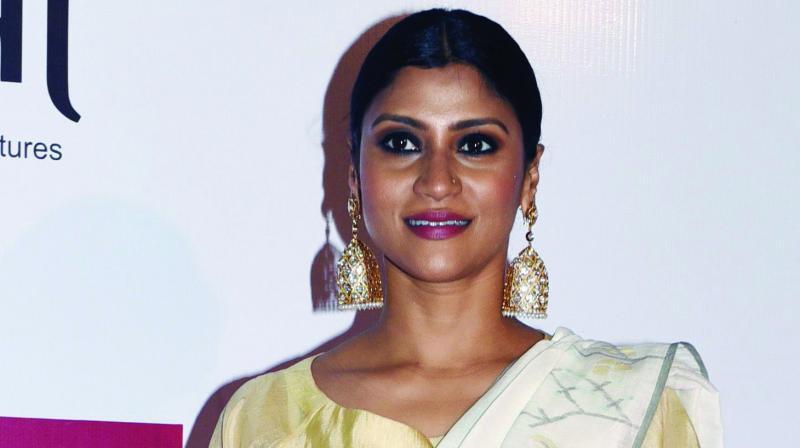 Konkona Sensharma not intrested on trending change in film industry
