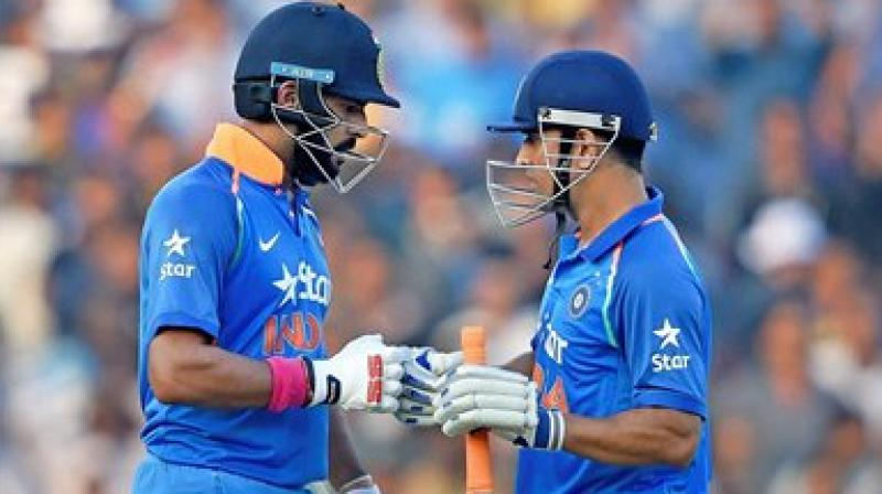 When Yuvraj Singh was asked about his thoughts on MS Dhoni's retirement rumours, his apparent frustration with BCCI's selection committee seemed prevalent. (Photo: PTI)