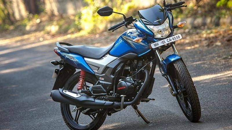 The new bike replaces the company's 125cc model CB Shine SP.