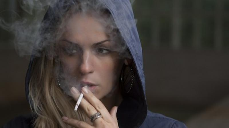 Moreover, 46 per cent teenagers believed that smoking makes them appear 'cool' among their peers. (Photo: Pixabay)