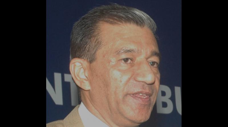 Former CBI director Ashwani Kumar