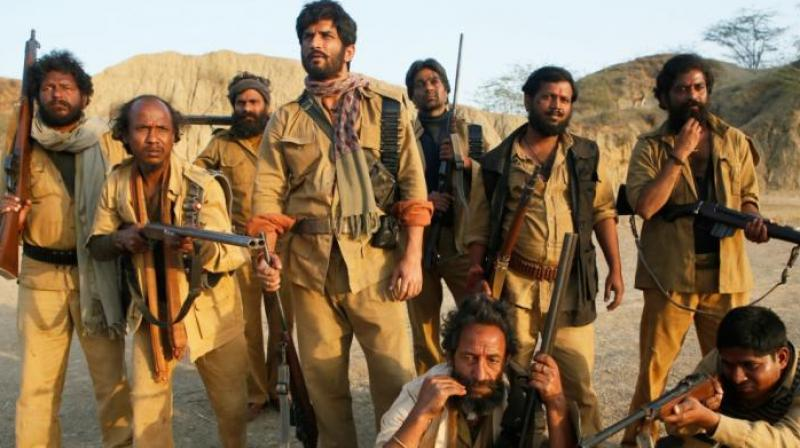 Sonchiriya, a film on a gang of dacoits from Chambal. (Representational image)