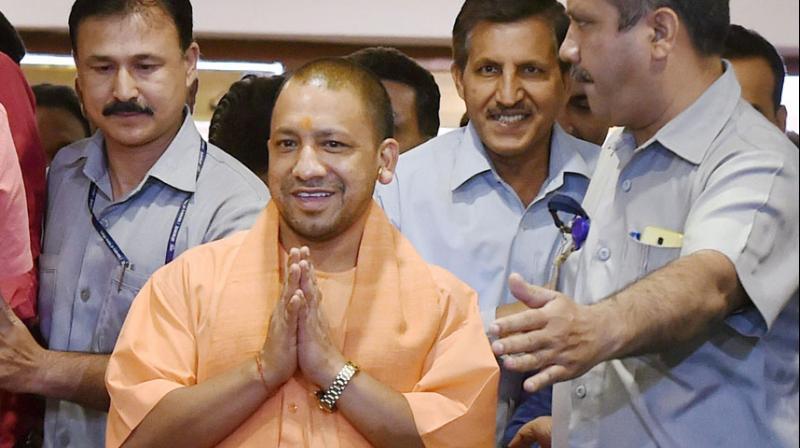 Uttar Pradesh Chief Minister Yogi Adityanath (Photo: PTI)