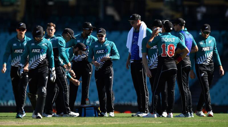 Coronavirus: Australia v New Zealand one-day and T20 series postponed