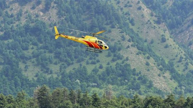 Kure Ram had decided to retire in style as his family booked a chopper to fly him home from the Neemka government school, located barely two kilometres away, where he worked for 40 years. (Representational Image)