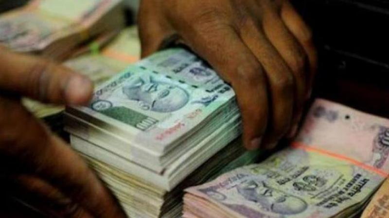 Assets under pressure comprise the not-yet-recognised bad loans, which are recognised as NPAs in one bank.