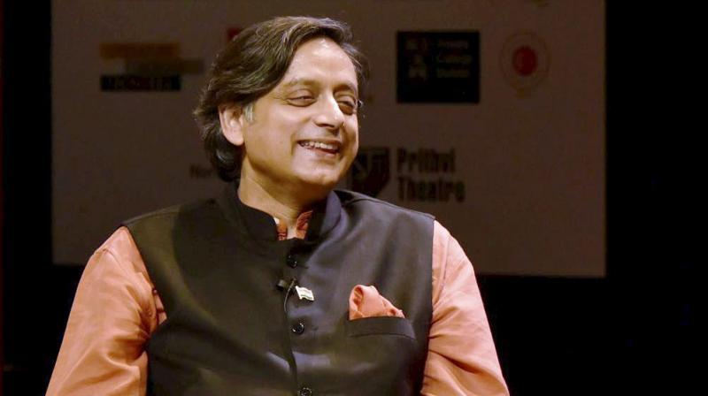 Congress MP Shashi Tharoor (Photo: PTI)