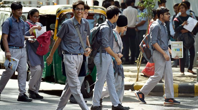 Class 12 Eco paper was leaked on 23 March — three days before the scheduled date of the examination. (Photo: PTI/Representational)
