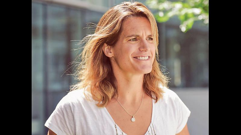 Former French star Amelie Mauresmo. DC File Photo