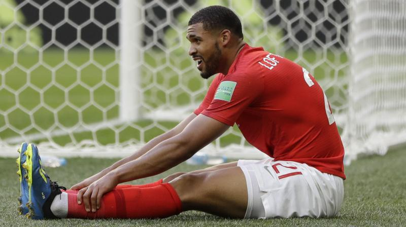 Chelsea's England star Ruben Loftus-Cheek. AP Photo