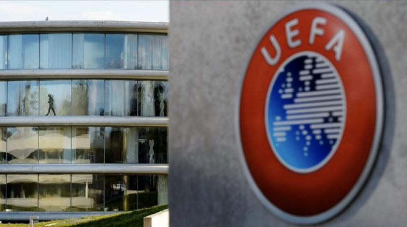 UEFA Headquarters.