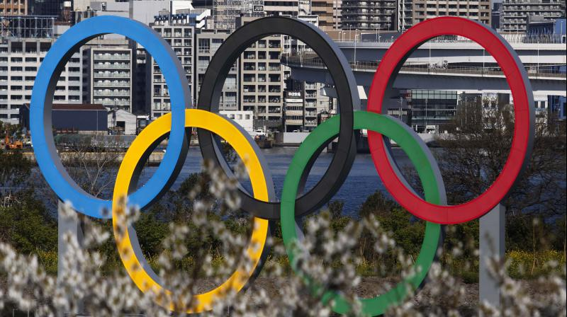 2020 Tokyo Olympics. AP Photo