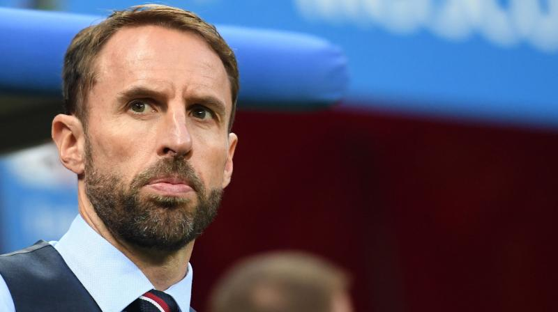 England manager Gareth Southgate. AFP Photo