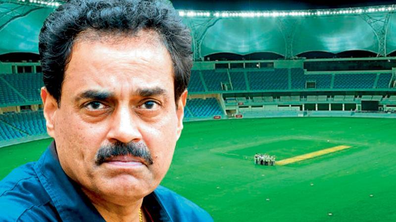 Former India cricket captain Dilip Vengsarkar. DC File Photo