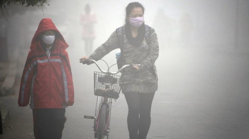 Maharashtra has seven hotspots of sulphur dioxide gas (SO2) emissions, the highest in the country, according to a latest study. (Photo: AFP)