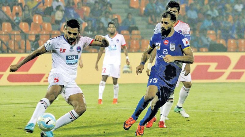 Mumbai City failed to reach playoffs last season and will be looking to repeat their show of ISL-3 where they finished at the top of the league table.